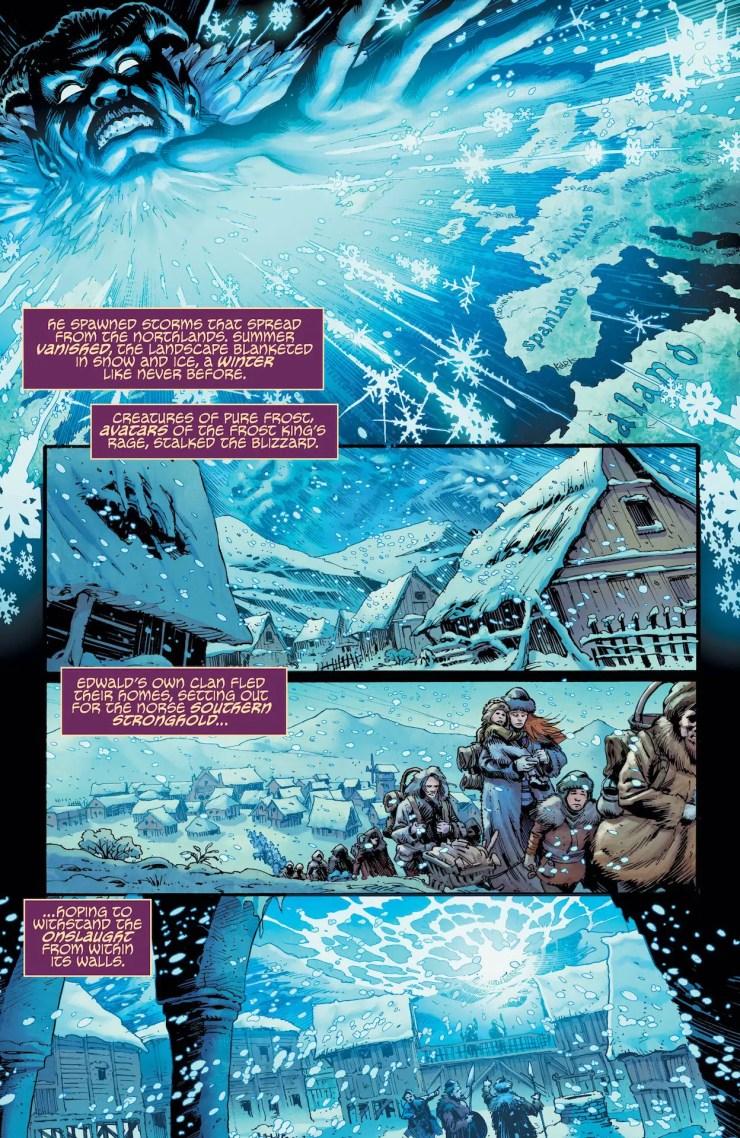 DC Preview: Aquaman #66