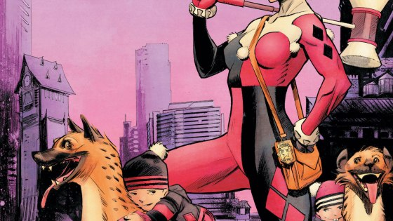 DC Preview: Batman: White Knight Presents: Harley Quinn #3