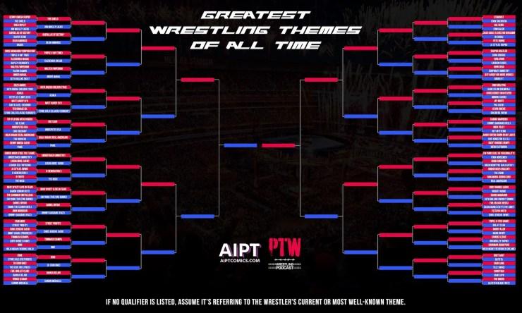 wrestling themes