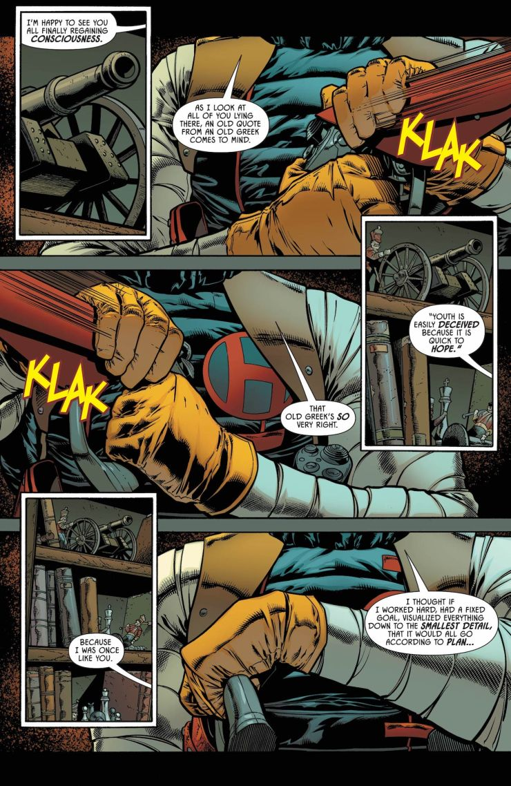 DC Preview: Detective Comics #1032