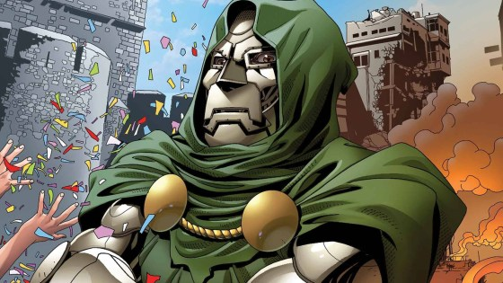 A not so wonderful life: Christopher Cantwell reflects on 'Doctor Doom'