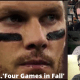 four games in fall