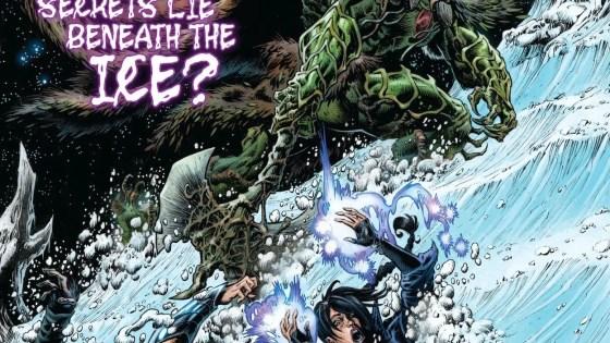 'Justice League Dark' #29 review: Endless Winter Part 7