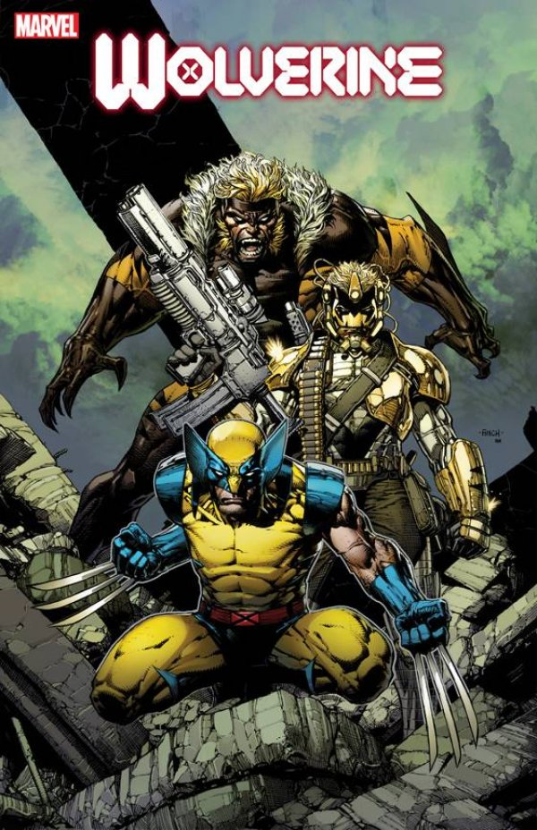 EXCLUSIVE Marvel Preview: Wolverine #8