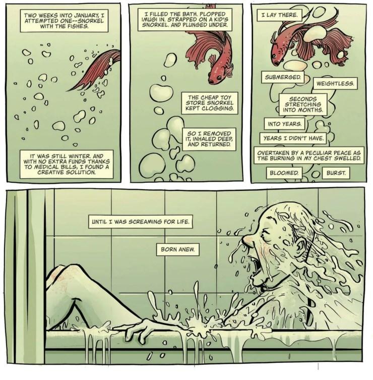Platform Comics 2020 Short Comic