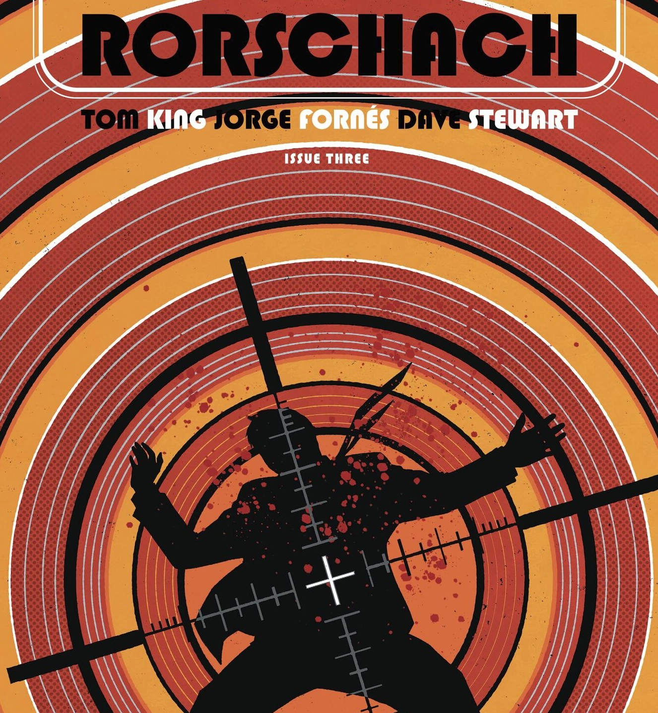 'Rorschach' #3 review