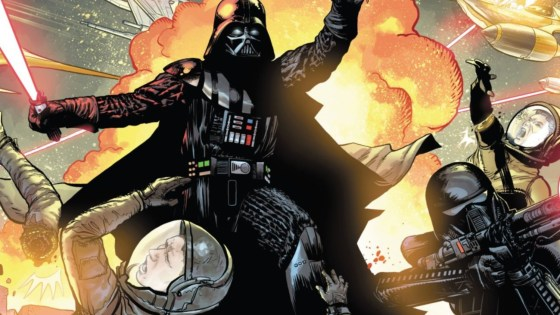 'Star Wars: Darth Vader' is a must-read for all comic book readers