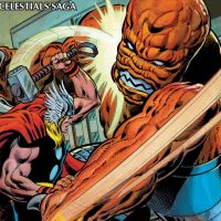 'Thor and The Eternals: The Celestials Saga' review