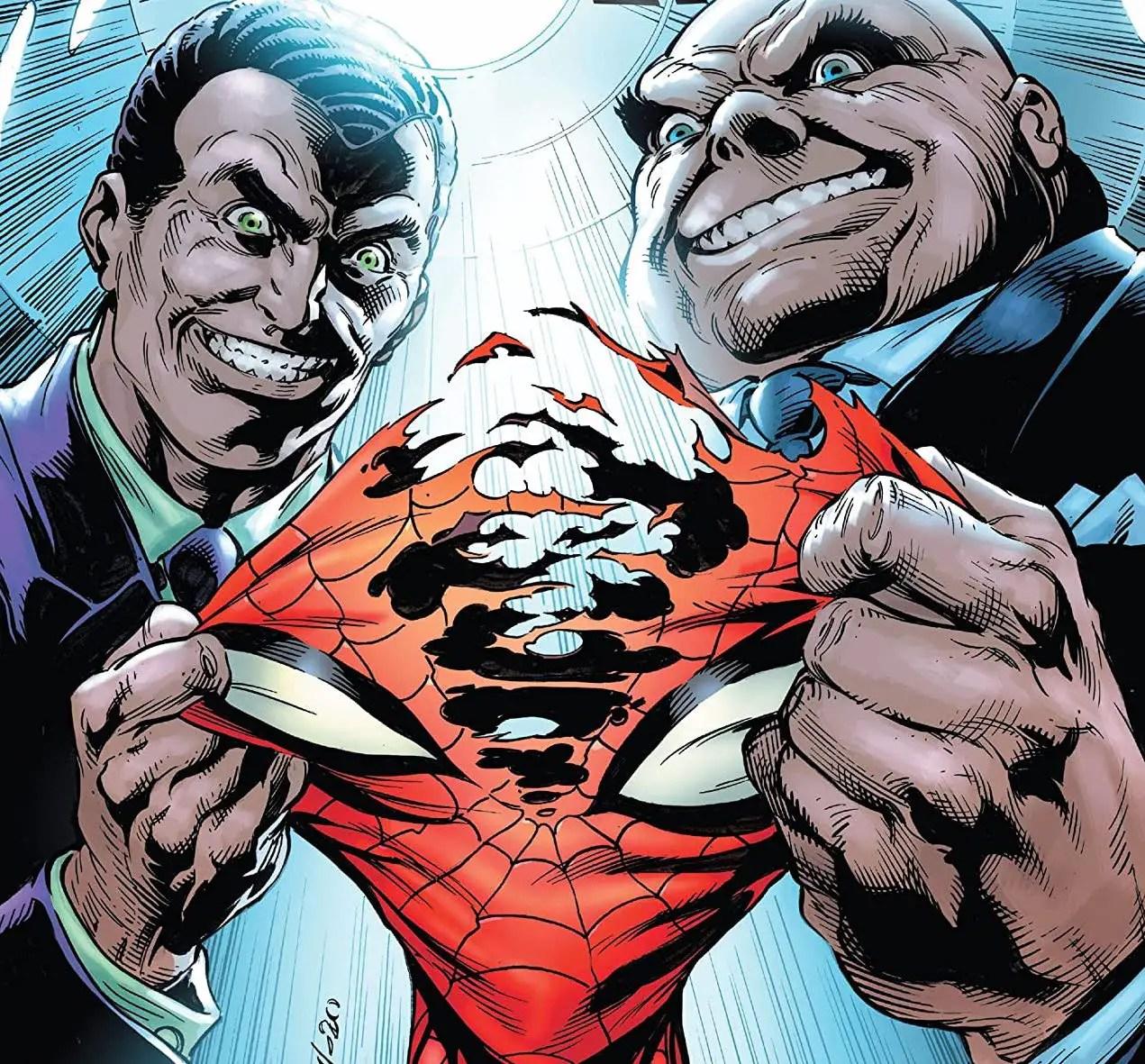 Amazing Spider-Man #56 header