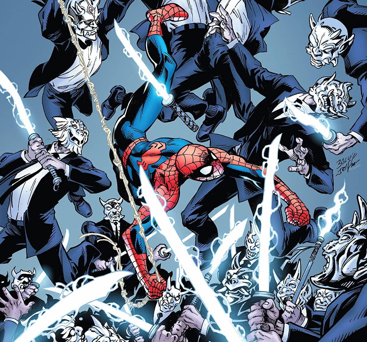 'Amazing Spider-Man' #58 review