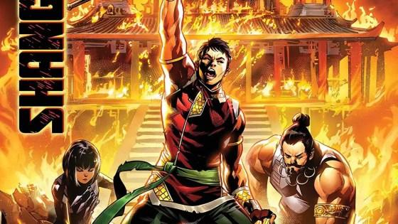 'Shang-Chi' #5 review