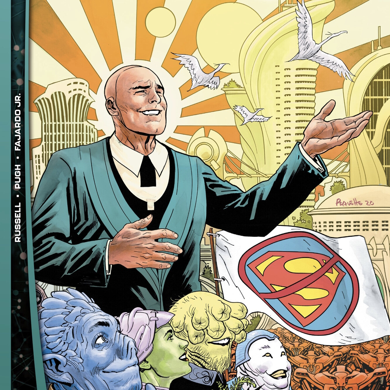 Future State: Superman vs. Imperious Lex