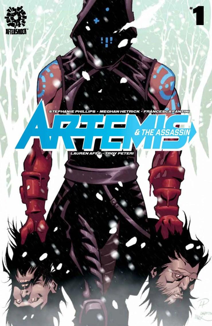 Artemis & The Assassin Vol. 1