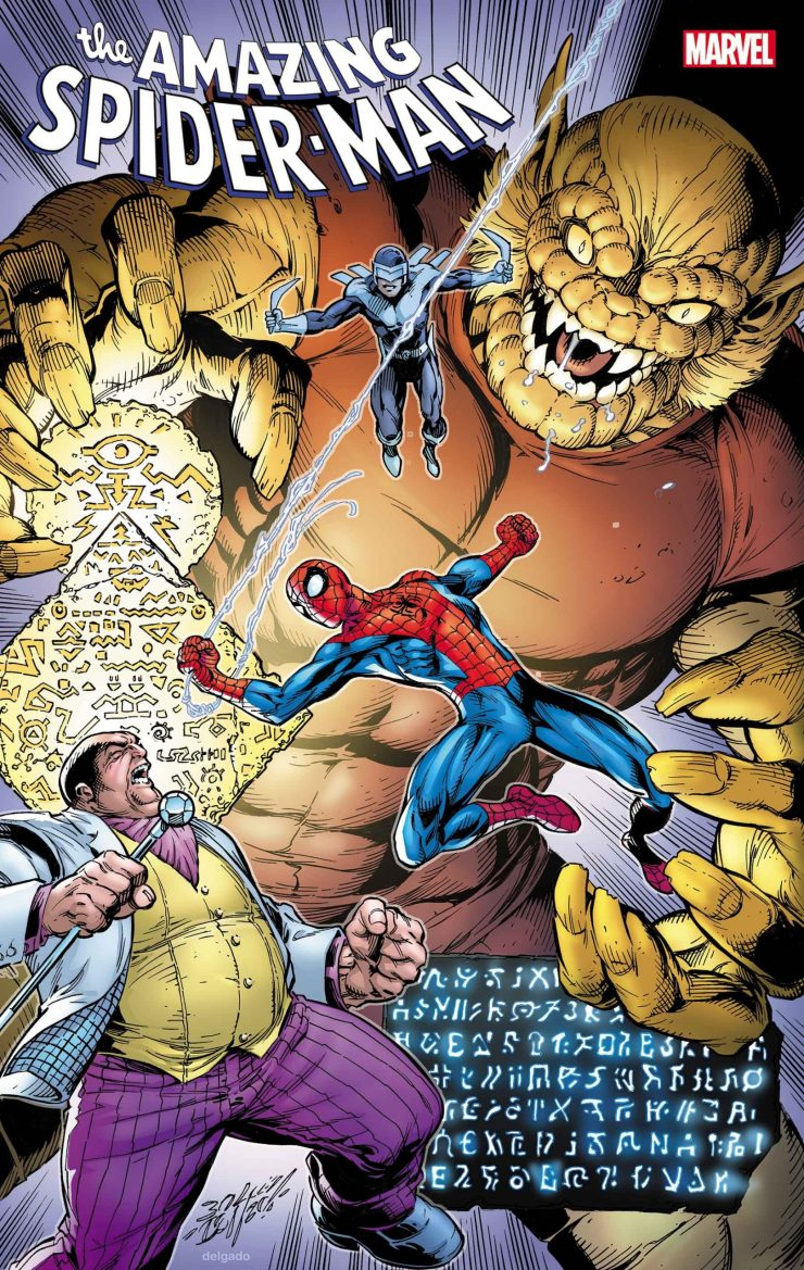 April 2021 Marvel Comics solicitations: X-Men expands and Spidey everywhere