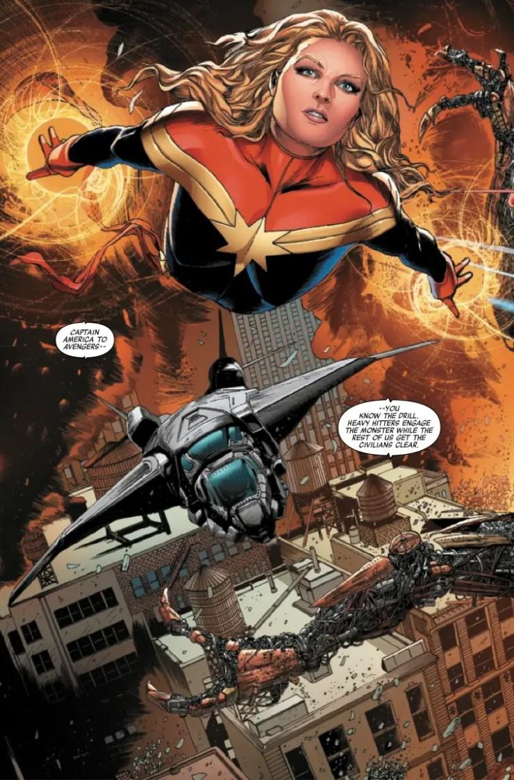 Avengers Mech Strike (2021) #1 (of 5)
