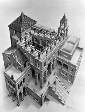 'M.C. Escher: Journey to Infinity' Review: Style over substance
