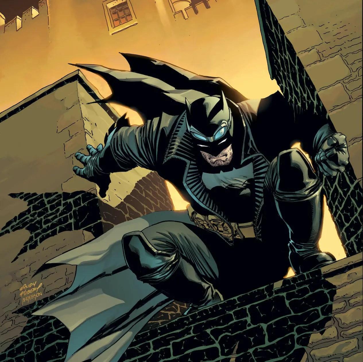 'Batman: The Detective' #1 makes a case to be your favorite bat-book