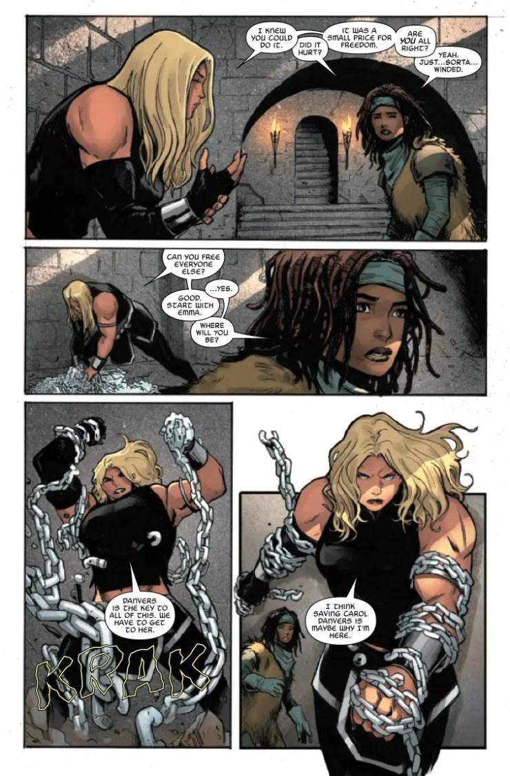 Captain Marvel (2019-) #25