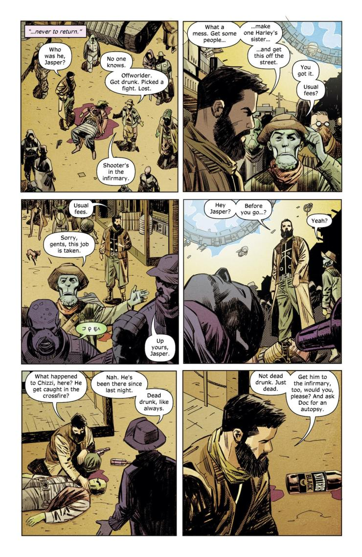 Edgeworld #4 (of 5): I Will Always Hate You (Part 1) (comiXology Originals)