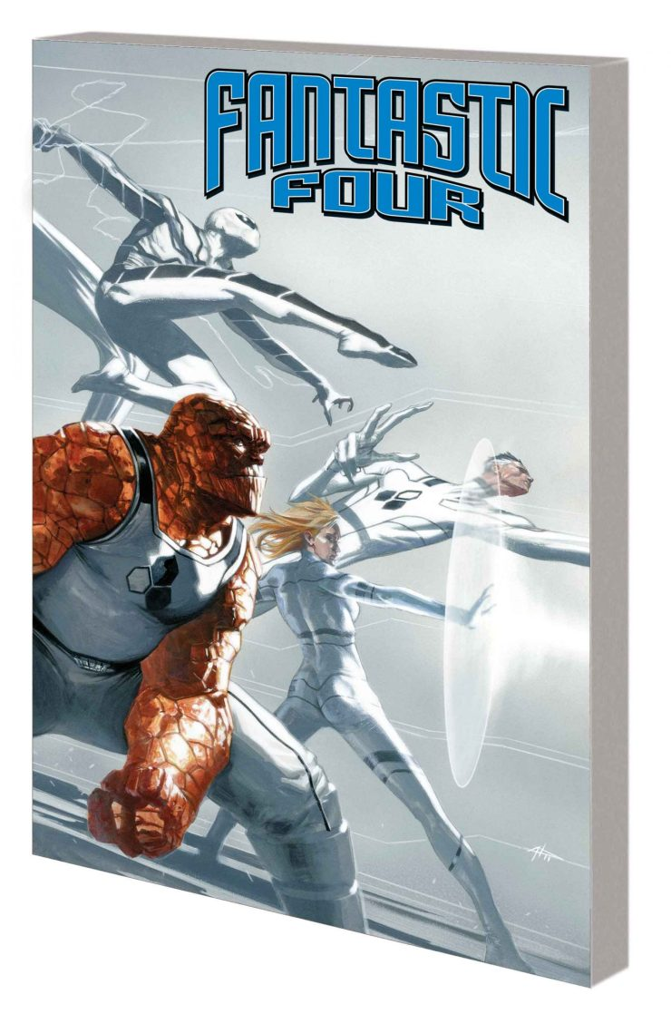 THE FANTASTIC FOUR OMNIBUS VOL. 3 HC ROSS COVER