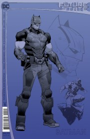 DC Comics sends 6 'DC Future State' titles back to print