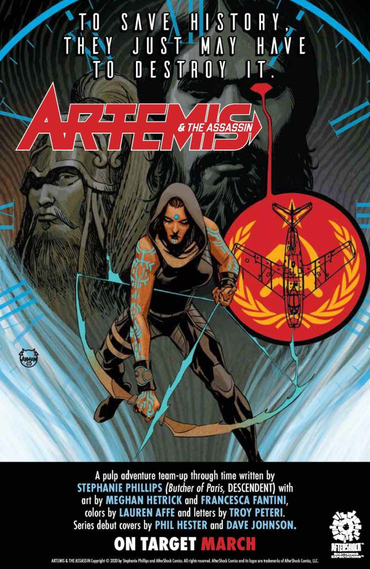 AfterShock Preview: Join the Future trade paperback