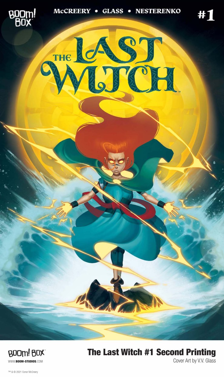 EXCLUSIVE BOOM! Preview: The Last Witch #2
