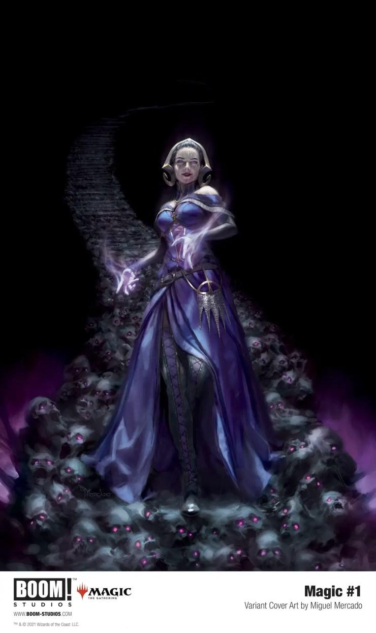 BOOM! Studios Preview: Magic #1