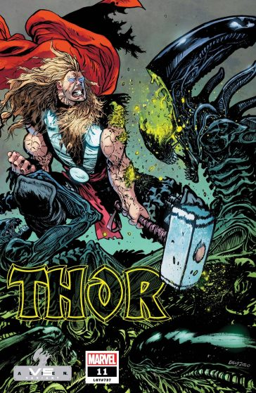 AIPT Comics Podcast Episode 104: Thor #11