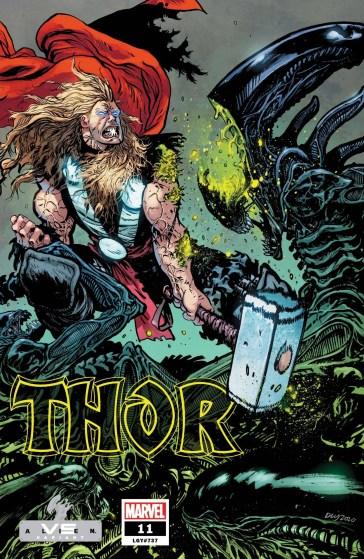 AIPT Comics Podcast Episode 104: Thor #11