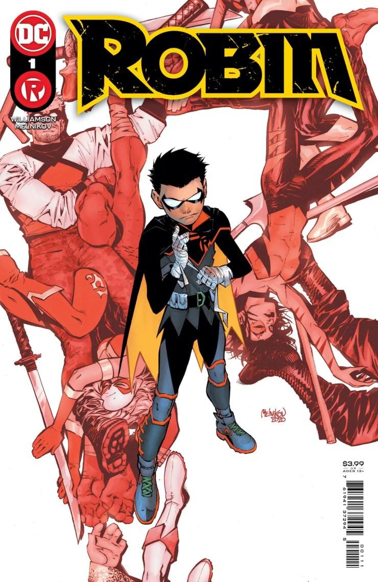 Robin DC Comics 2021