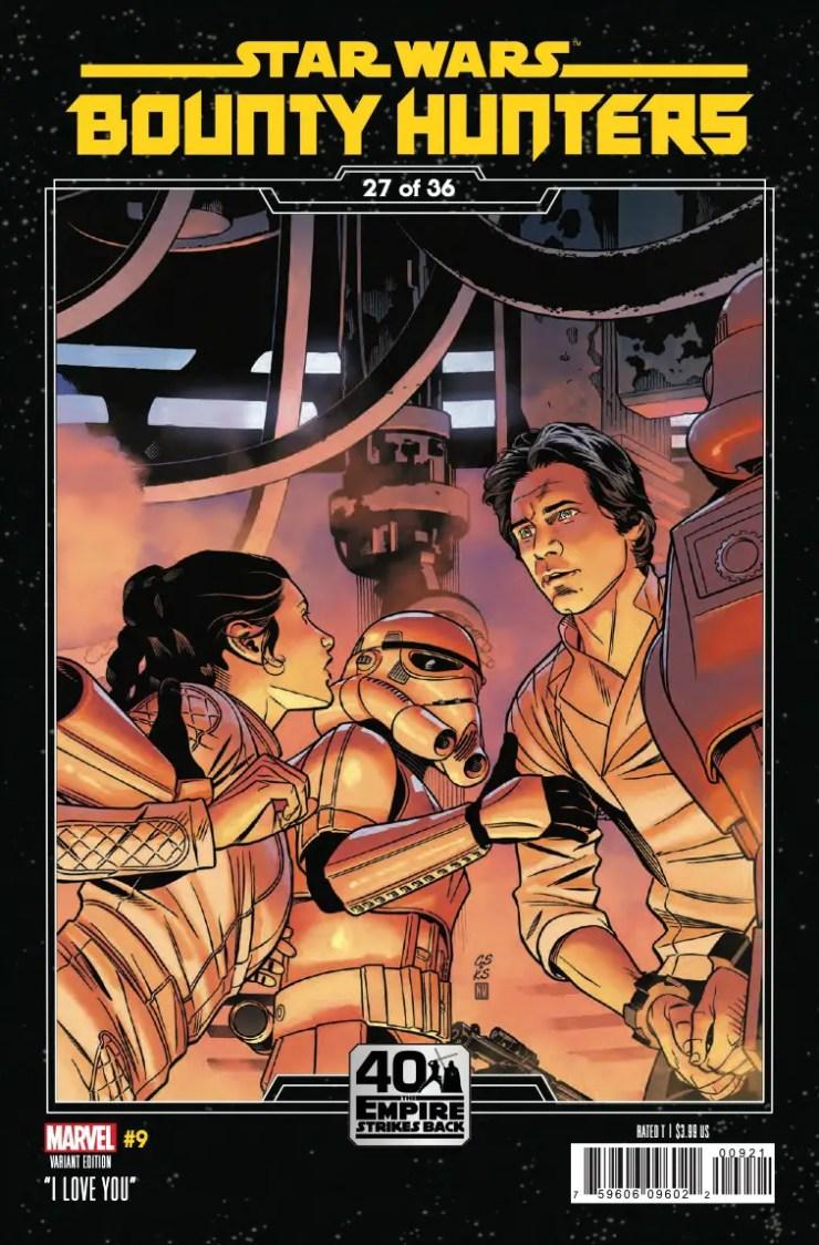 Star Wars: Bounty Hunters (2020-) #9