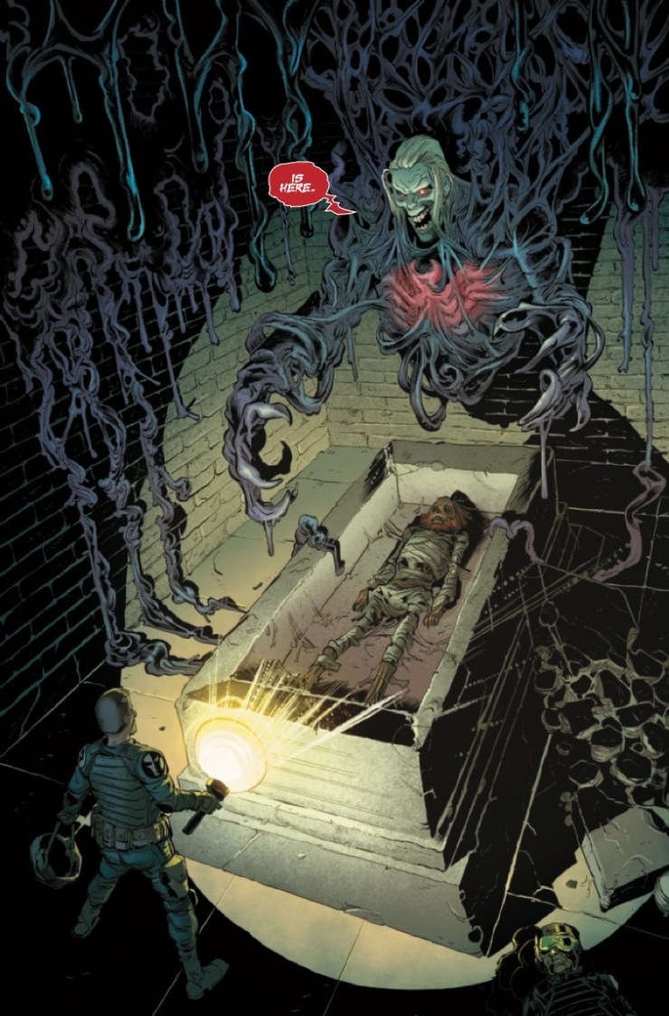 Marvel Preview: King in Black: Planet of the Symbiotes #1