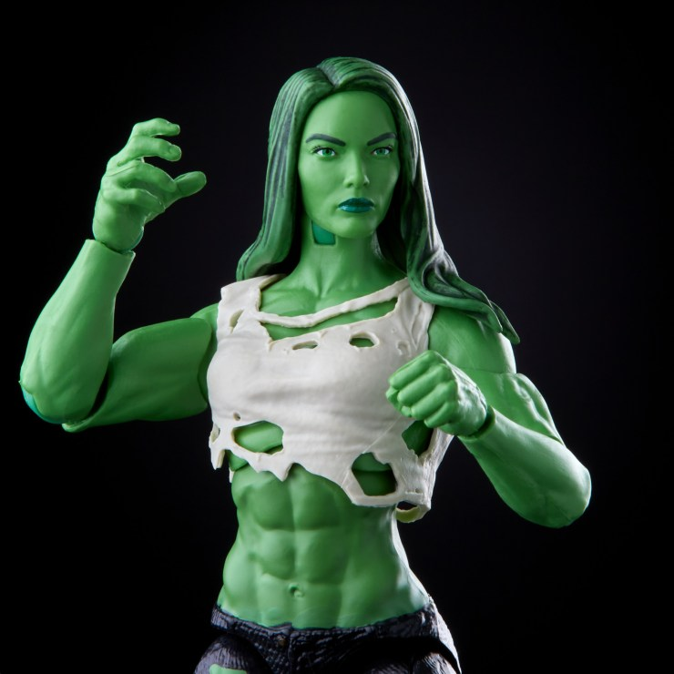 Hasbro reveals She-Hulk as first Marvel Legends 2021 preorder
