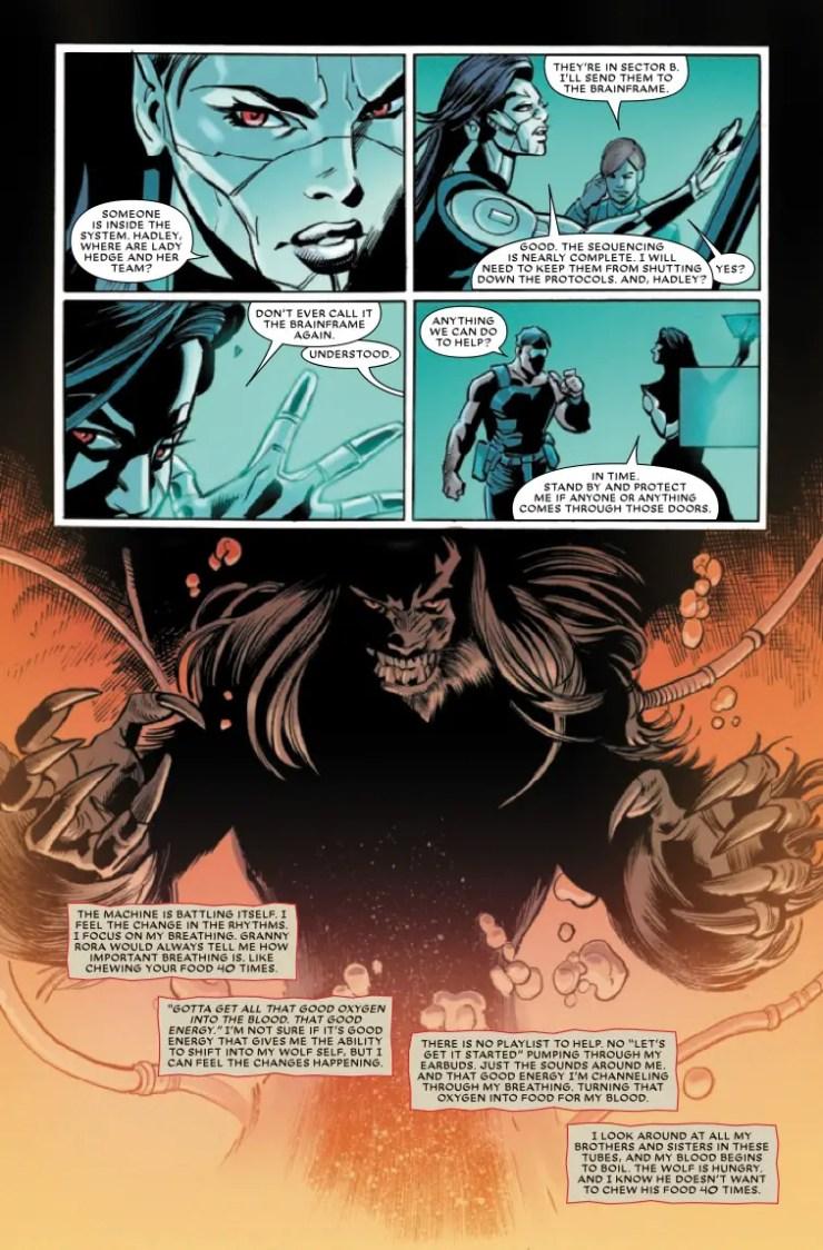 Werewolf By Night (2020-) #4 (of 4)