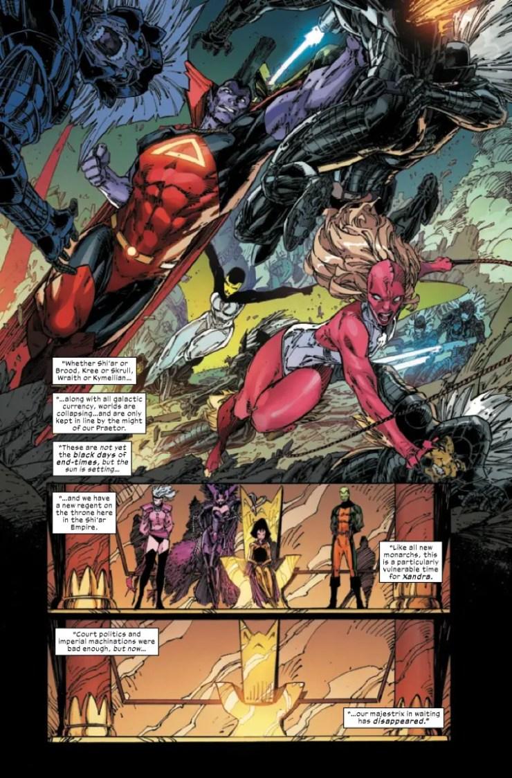 Marvel Preview: X-Men #17