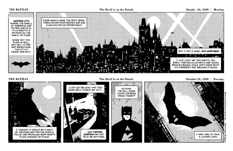 Batman Black & White (2020-) #2
