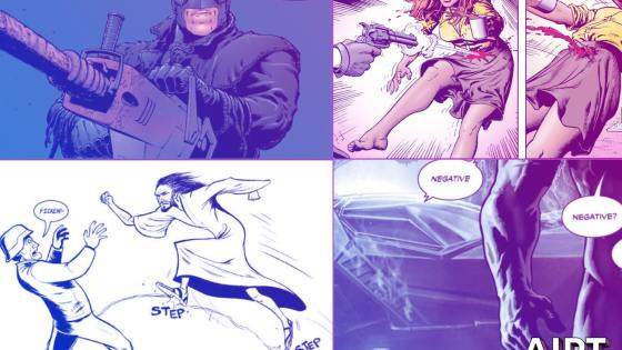 Paging 10 Million moms: 10 times comics stretched good taste