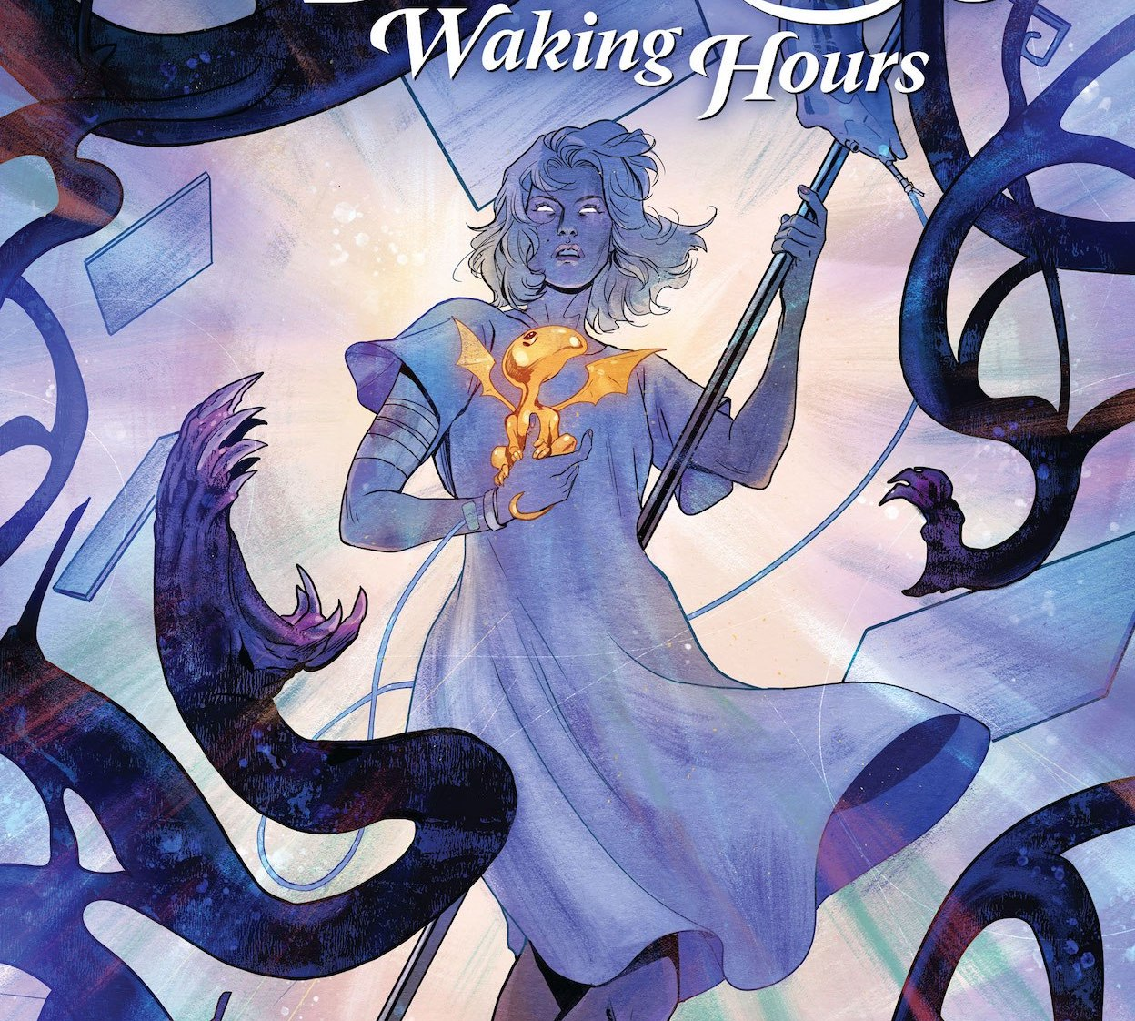 'The Dreaming: Waking Hours' #7 review