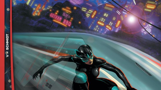 DC Preview: Future State: Catwoman #1