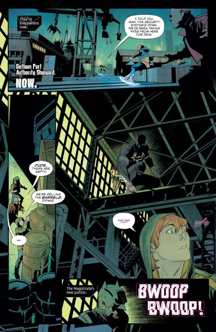 DC Preview: Future State: Dark Detective #2