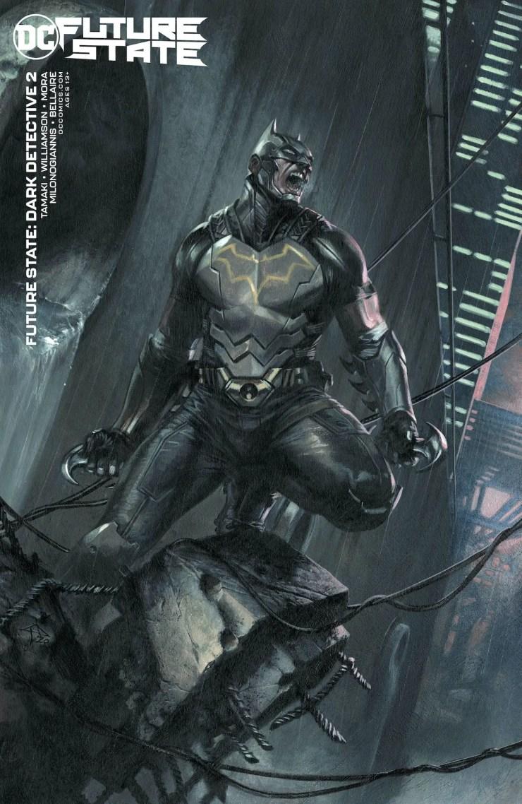Future State: Dark Detective (2021-2021) #2