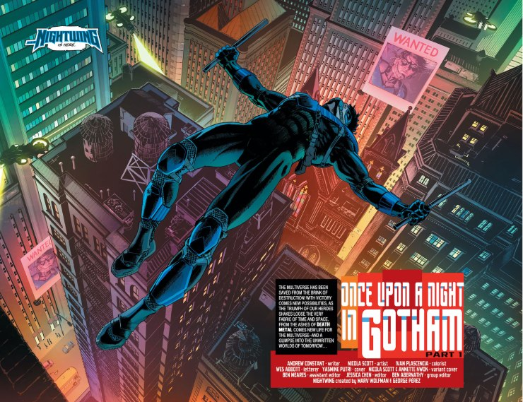 Future State: Nightwing (2021-2021) #1