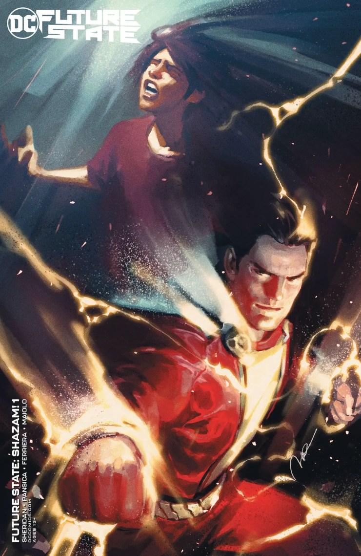 Future State: Shazam! (2021-2021) #1