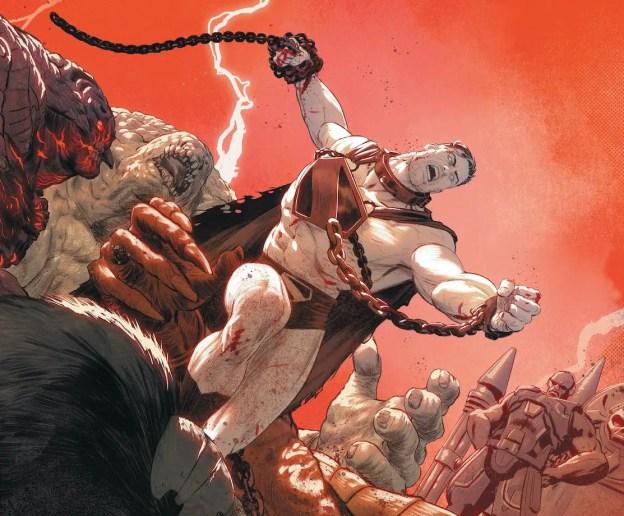 Future State: Superman: Worlds of War #1