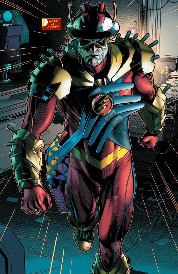 Future State (2021-) #2: The Flash