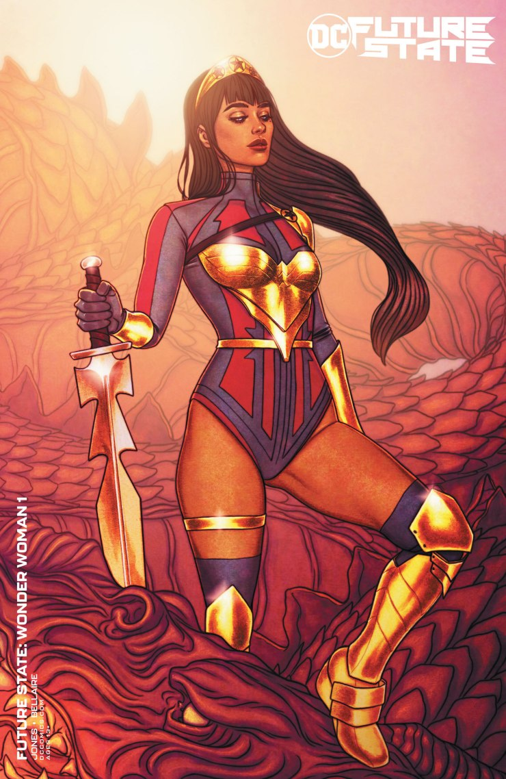 DC Preview: Future State: Wonder Woman #1