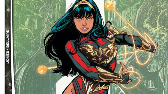 DC Preview: Future State: Wonder Woman #1