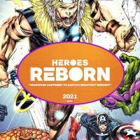 Marvel Comics launching 'Heroes Reborn' in 2021