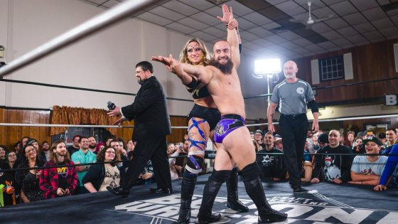 AEW needs to embrace and normalize intergender wrestling